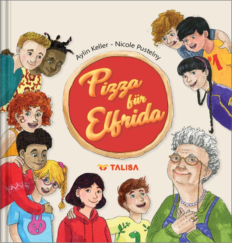 Pizza für Elfrida